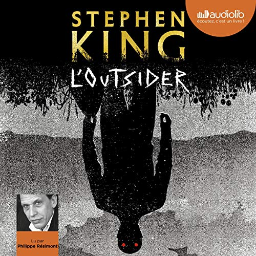 L'Outsider par  Audiolib