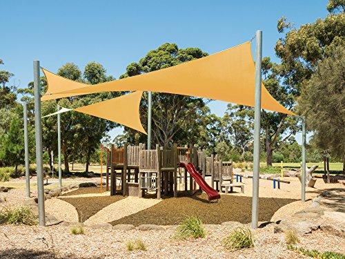 Tenda A Vela Quadrata : ᐅ telo parasole giardino al miglior prezzo ᐅ casa migliore