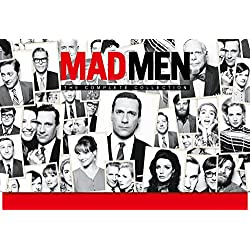 Mad Men The Complete Collection DVD