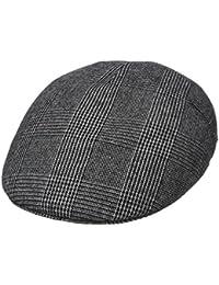 Kangol Herren Schirmmütze Tweed Milano Cap