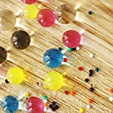 Pack- 30 Grams - (Almost 1000 ) Water Beads Jelly Balls Crystal Jelly Balls Jelly Beads