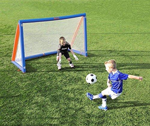 Generic o-1-o-3346-o Post N Training ING Matte Fußball Soccer occer T Kinder Luftpolsterversandtasche AirPro Ziel E Footb Post Net Sport x4ft in 6X 122CM aufblasbar NV _ 1001003346-nhuk17_ 873