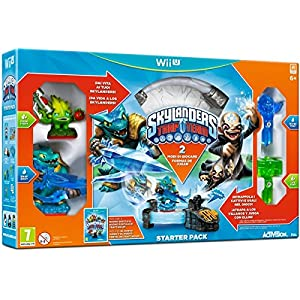SKYLANDER TRAP TEAM 87045IS STARTER PACK WII U