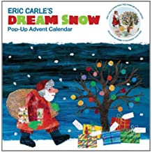 Eric Carle's Dream Snow Pop-Up Advent Calendar