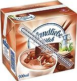 Landliebe haltbare Landmilch Schoko, 12er Pack (12 x 500 ml)