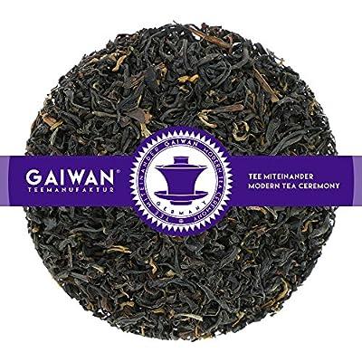 """N° 1319: Thé noir""""Assam Tonganagaon FTGFOP"""" - feuilles de thé - GAIWAN GERMANY - thé noir de l'Inde"""