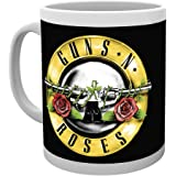 AMBROSIANA GB Eye, Guns N Roses, Logo, Tazza