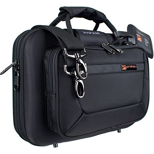 Protec Etui B-Klarinette Deutsch PB 307GER Slimline, schwarz