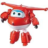 "Super Wings Transforming Character Jett 5"" Figure"