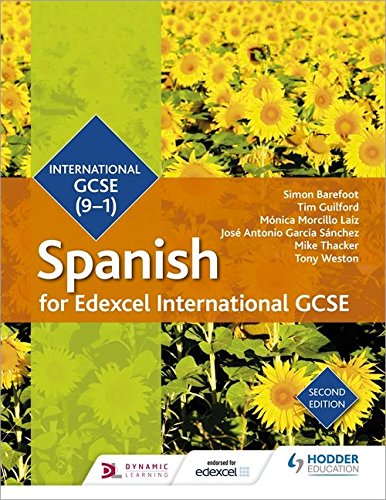 Edexcel International GCSE Spanish Student Book Second Edition (Edexcel Student Books)