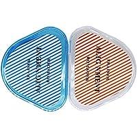 bomaoer Orthodontische Ausrichtung Hosenträger Mundstücke retainer- (2Stück) blau weich für Stage 1weiß Hard... preisvergleich bei billige-tabletten.eu