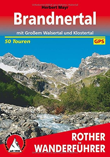 **Brandnertal*Mit Grossen Walsertal&Klostert par Herbert Mayr
