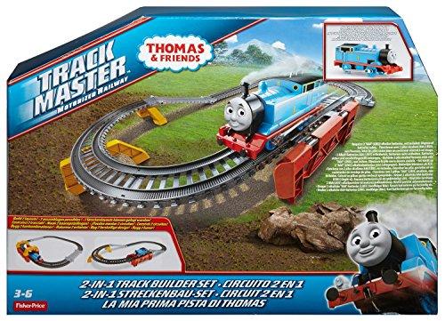 Il Trenino Thomas CDB57 TrackMaster Thomas & Friends I Binari di Thomas, 2 in 1