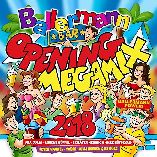 Ballermann Opening Megamix 201...