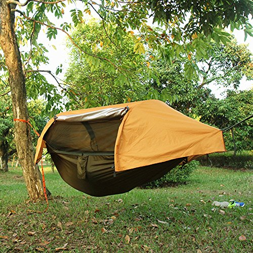 Off the ground tent ... & Off the ground tent _ windbreak mosquito nacelle hanging tree ...