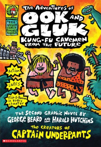 The Adventures of Ook and Gluk, Kung-Fu