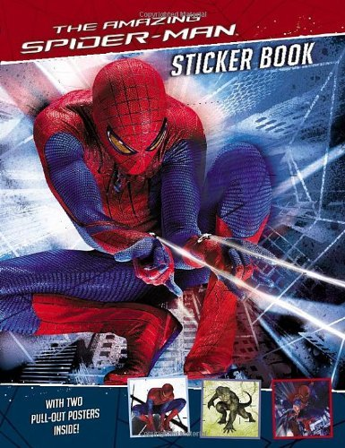 The Amazing Spider-Man: Sticker Book (Spiderman Sticker Activity) by Marvel (7-Jun-2012) Paperback