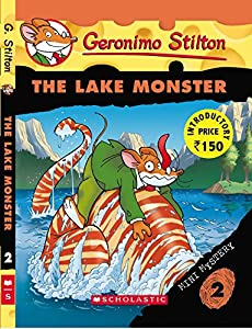 Geronimo Stilton - The Lake Monster