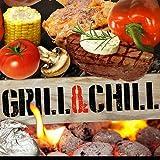 20serviettes Griller Jardin Party manger boire à steak poivrons braises