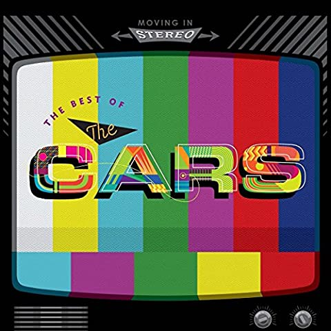 Moving In Stereo: The Best Of The Cars [Vinilo]