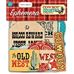 Carta Bella Paper Cowboy Country Ephemera