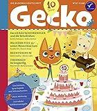 Gecko Kinderzeitschrift Band 61: Die Bilderbuch-Zeitschrift