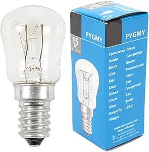 SES E14 Screw in Light Bulb for Electrolux Fridge Freezer ECM30325W ECN21103W