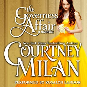 The Governess Affair: The Brothers Sinister, Book 1 (Hörbuch ...