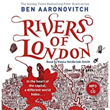 Rivers of London by Ben Aaronovitch (2015-07-16)