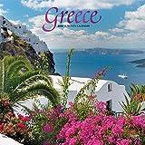 Greece - Griechenland 2020 - 16-Monatskalender: Original BrownTrout-Kalender [Mehrsprachig] [Kalender] (Wall-Kalender)