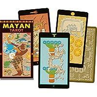Scarabeo lo: maya cartes de tarot de réparation