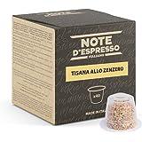 Note d'Espresso - Gingembre - Capsules d'Infusion - Exclusivement Compatible avec Machine NESPRESSO* - 40 x 2 g