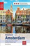 Nelles Pocket Reiseführer Amsterdam: Ausflüge nach Zaanse Schans, Haarlem, Keukenhof, Volendam, Edam (German Edition)