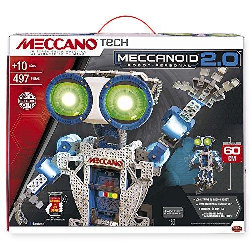 61EtPgfZtCL - Meccano - Robot Meccanoid G16