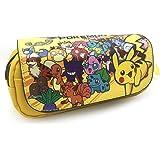 Estuche de lápices Pokemon, NALCY Pikachu Estuches Escolares, Estuche de lápices con impresión 3D, Funda Organizador Portalap