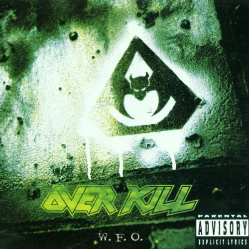 Overkill: W.F.O. (Audio CD)