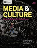 Loose-leaf Version of Media & Culture: An Introduction to Mass Communication by Campbell, Richard Published by Bedford/St. Martin's 9th (ninth) edition (2013) Loose Leaf