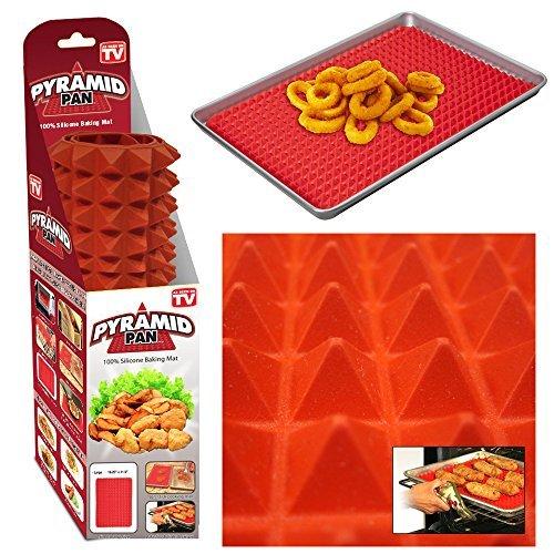 silicone-fat-reducing-non-stick-cooking-mat-oven-baking-tray-sheet-pyramid-pan-shopmonk