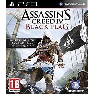 Assassin's Creed 4 – Black Flag – [PlayStation 3]