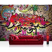 Non-woven Photographic Wallpaper Wall Paper–Top Quality Premium Plus Photo Wallpaper Wall Picture XXL Decorative Wall Picture Wall Mural Photo Wallpaper Bedroom Graffiti Street Art No. 220 preiswert