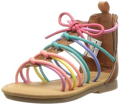 5913e213798 carter s Kids  Heidi Girl s Gladiator Sandal  Buy Online at Low Prices in  India - Amazon.in