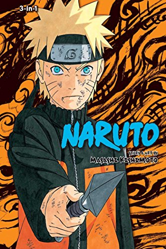 Naruto (3-in-1 Edition) Volume 14: 40-42