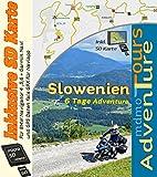 Adventure Touren durch Slowenien mit der BMW 1200 GS (inkl. SD Karte für BMW Navigator und Garmin )
