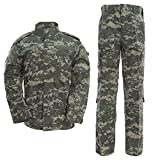 ALK Softair Paintball Tarn-Uniform Set, Jacke/Hose, ACU, xxl