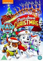 Paw Patrol: Pups Save Christmas [DVD]