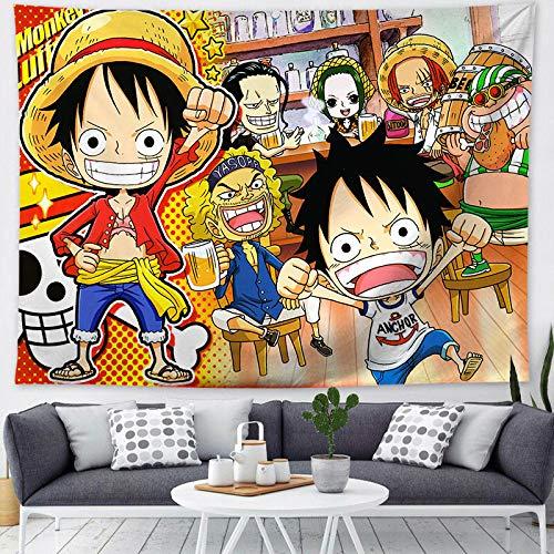 mmzki Fondo de Tela Colgante decoración de Tela Dormitorio diseño Tapiz de habitación B 150 * 110CM