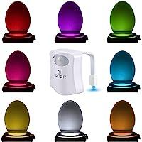 Votre ToiLight. Éclairage DEL. LED de nuit pour les toilettes ou les salles de bains. Allez aux toilettes de manière…