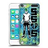 Head Case Designs Offizielle 5 Seconds of Summer Hey Blau Farbenchaos Ruckseite Hülle für iPod Touch 5th Gen/6th Gen