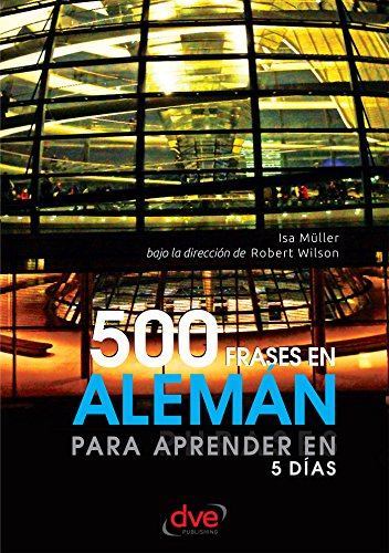 500 Frases En Alemán Para Aprender En 5 Días Ebook Isa