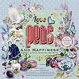 Love, Peas and Happiness | Lovely Little Kitchen Secrets: Löffelei & Gabelgunst, Nostalgie Küchen- und Geburtstagskalender - alle Jahre gültig - Antje Mönch